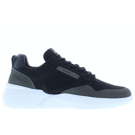 Nubikk Roque road black grey Sneakers Sneakers