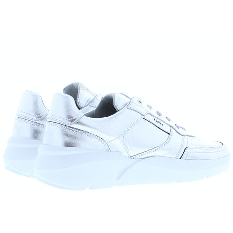 Nubikk Roque road silver metallic Sneakers Sneakers