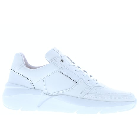 Nubikk Roque road white leather bl Sneakers Sneakers