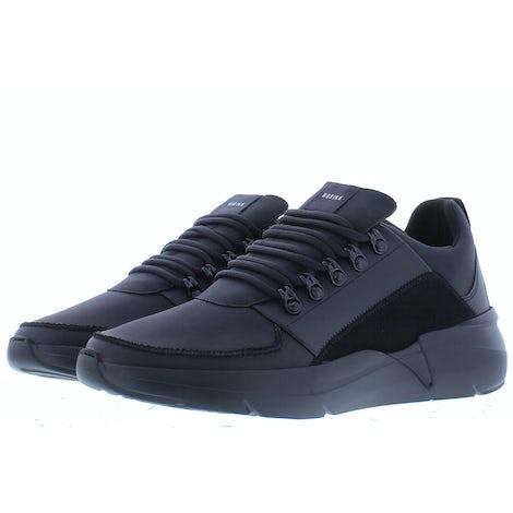 Nubikk Roque royal black raven Sneakers Sneakers