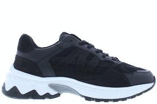 Nubikk Ross trek black Herenschoenen Sneakers