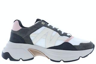 Nubikk Ross trek grey multicolor Damesschoenen Sneakers