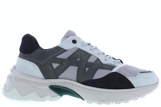 Nubikk Ross trek grey multicolor Herenschoenen Sneakers