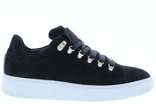 Nubikk Yeye fresh black suede Damesschoenen Sneakers