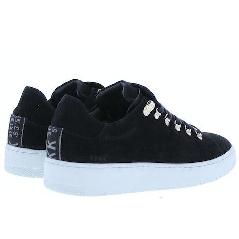 Nubikk Yeye fresh black suede Sneakers Sneakers