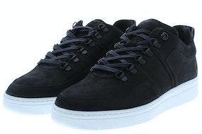 Nubikk Yeye maze black Herenschoenen Sneakers