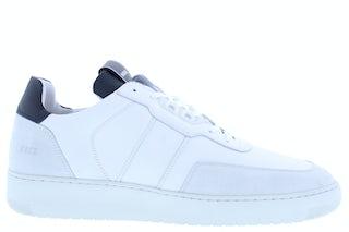 Nubikk Yucca ace white leather na Herenschoenen Sneakers