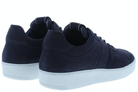 Nubikk Yucca cane navy Herenschoenen Sneakers