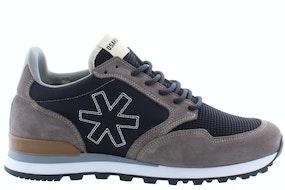 Osaka Retro runner 10010 grey/blk Herenschoenen Sneakers