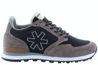 Osaka Retro runner 10010 grey/blk Herenschoenen Sneakers