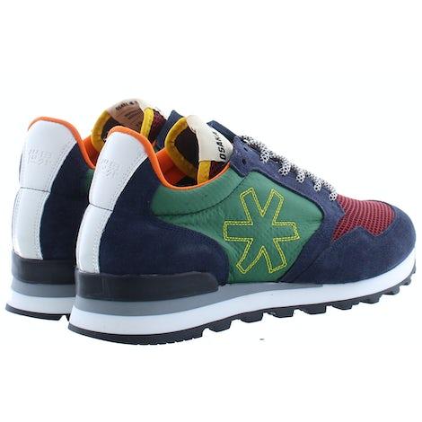 Osaka Retro runner 10010 nvy/grn Sneakers Sneakers