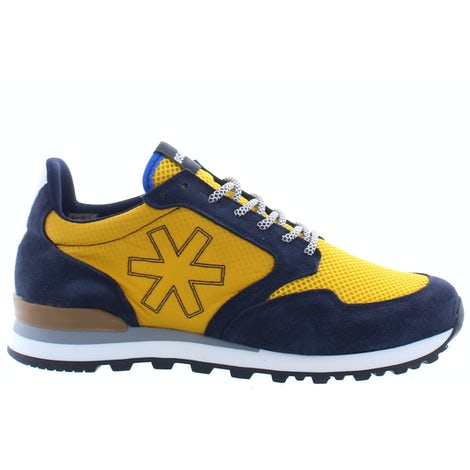 Osaka Retro runner 10010 nvy/yell Sneakers Sneakers