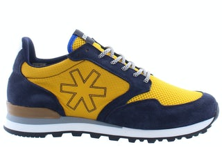 Osaka Retro runner 10010 nvy/yell Herenschoenen Sneakers