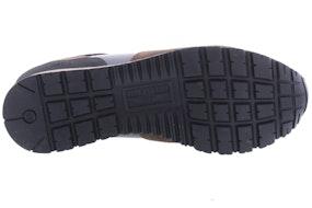 PME Legend Lockplate 771 dk brown Herenschoenen Sneakers