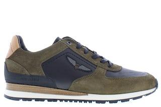PME Legend Lockplate 8208 khaki Herenschoenen Sneakers