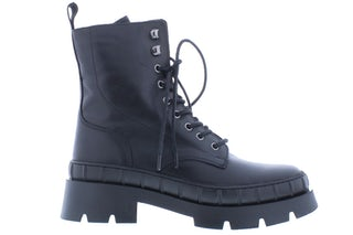 PS Poelman 17468-N black Damesschoenen Booties