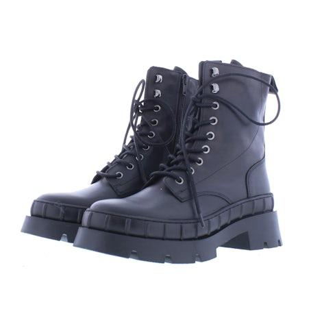 PS Poelman 17468-N black Booties Booties