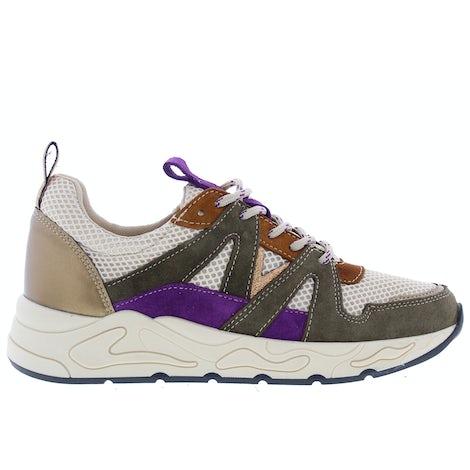 PS Poelman 6884 army Sneakers Sneakers