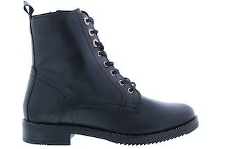 PS Poelman Conanball black Damesschoenen Booties