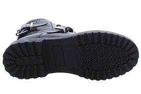 PS Poelman Rover 14 black Damesschoenen Booties