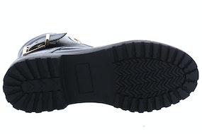 PS Poelman Rover 51 black Damesschoenen Booties