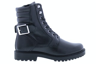 PS Poelman Rover 51 black Damesschoenen Booties