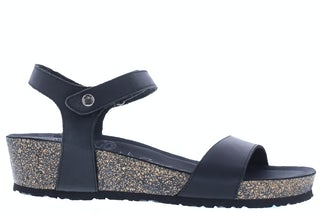 Panama Jack Capri basics B2 black Damesschoenen Sandalen