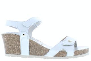 Panama Jack Julia nacar B1 white Damesschoenen Sandalen
