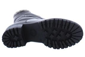Panama Jack Piola B35 black Damesschoenen Enkellaarsjes