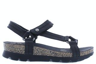 Panama Jack Sandra basics B3 black Damesschoenen Sandalen
