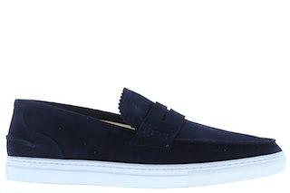 Parbleu KB1 navy H. loafer