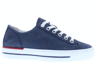 Paul Green 4704 458 indigo Damesschoenen Sneakers