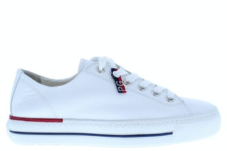 Paul Green 4760 008 white Damesschoenen Sneakers