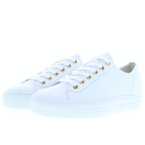 Paul Green 5704 008 white gold Sneakers Sneakers