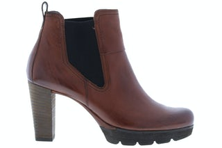 Paul Green 9683 007 saddle Damesschoenen Enkellaarsjes
