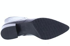 Pertini 30127 black Damesschoenen Enkellaarsjes