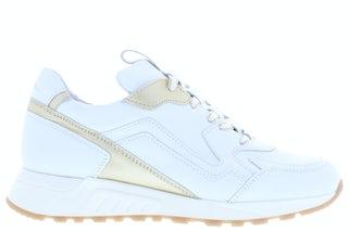 Piedi Nudi 2507 white gold Damesschoenen Sneakers