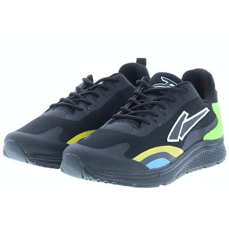 Piedro 1517002610 9811 zwart multi Sneakers Sneakers