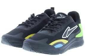 Piedro 1517002610 9811 zwart multi Jongensschoenen Sneakers
