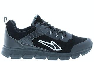 Piedro 1517003610 9800 black Jongensschoenen Sneakers