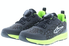 Piedro 1517004610 9811 zwart multi Jongensschoenen Sneakers