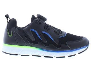 Piedro 1517011810 9857 black blue Jongensschoenen Sneakers