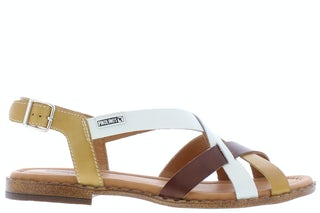 Pikolinos Algar 0556 honey Damesschoenen Sandalen