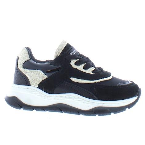 Pinocchio P1551 black leo Sneakers Sneakers