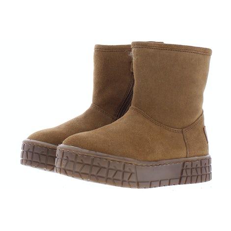 Pinocchio P2458 m brown Booties en laarzen Booties en laarzen