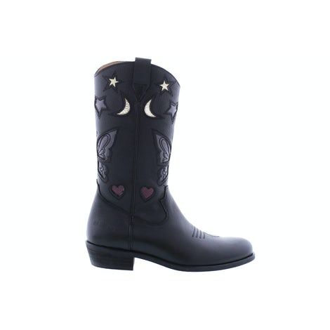 Red Rag 11182 929 black Booties en laarzen Booties en laarzen