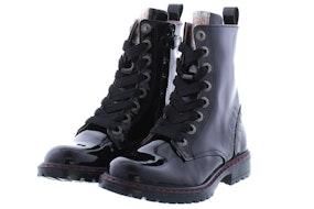 Red Rag 12084 925 black Meisjesschoenen Booties