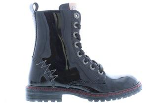 Red Rag 12288 925 black Meisjesschoenen Booties