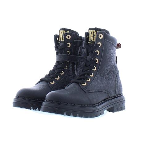Red Rag 12294 922 black Booties Booties