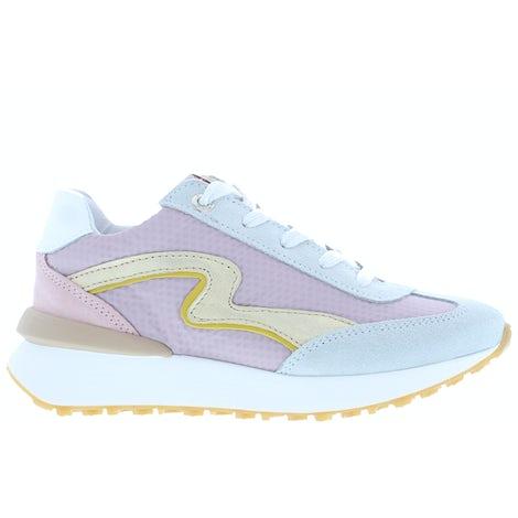Red Rag 13038 659 purple fanta Sneakers Sneakers